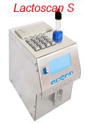 Detailed information about milk analyser Lactoscan S
