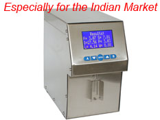 Detailed information about milk analyser Lactoscan SLC
